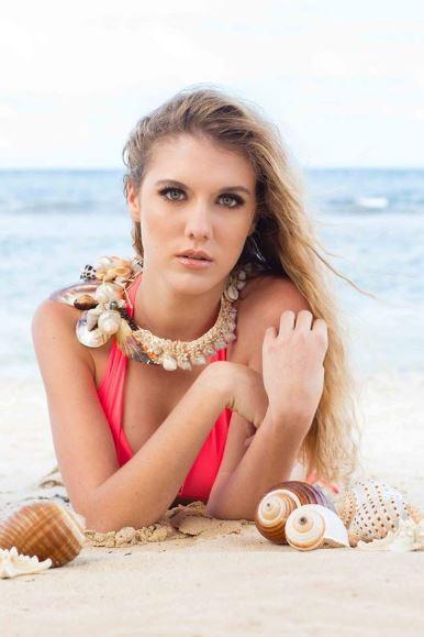 Andréa Lux, Miss Nouvelle-Calédonie 2016