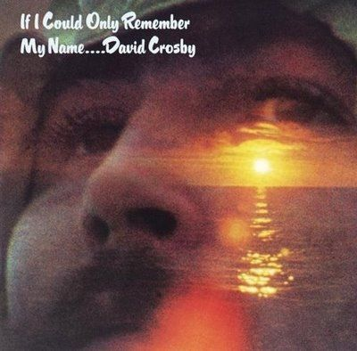 I'd swear there was somebody here - David CROSBY