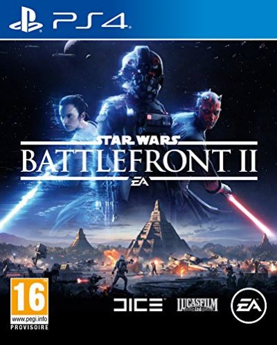 """Le jeu """"Star Wars : Battlefront II"""", pour des aventures intergalactiques (39,99 euros)"""