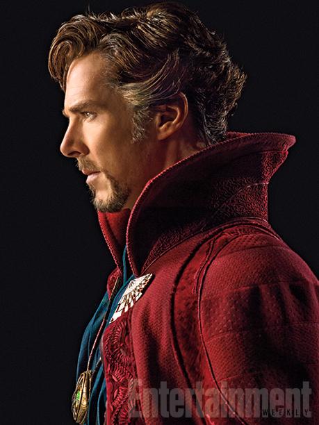 Le film Doctor Strange devrait être fidèle à l'esthétique des comics et au goût du personnage pour les arts mystiques