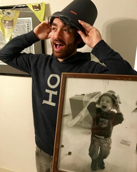 Oliver Heldens a remercié ses fans pour son anniversaire avec un portrait d'enfance