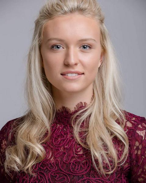 Romane Komar est Miss Limousin, en lice pour Miss France 2017