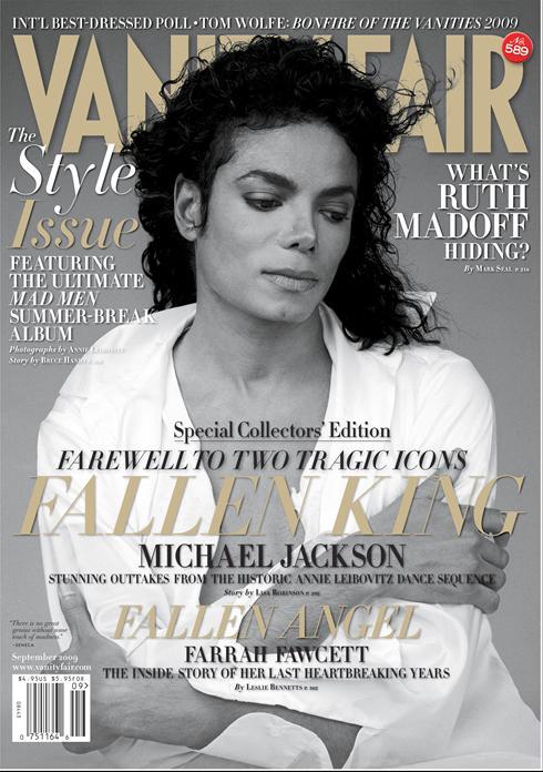 Michael Jackson, septembre 2009