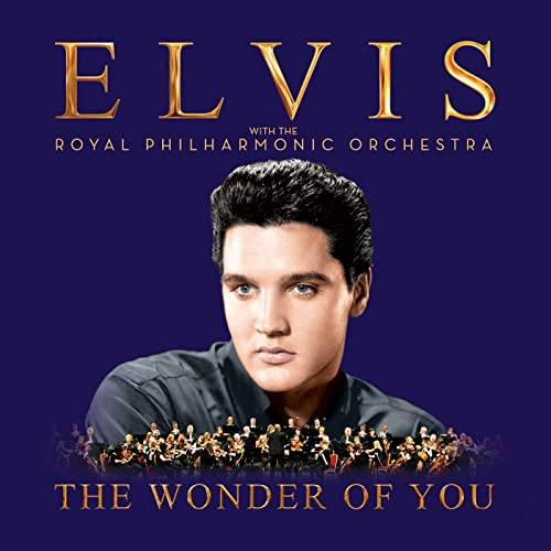 Amazing grace - Elvis PRESLEY & The ROYAL PHIL. ORCH.