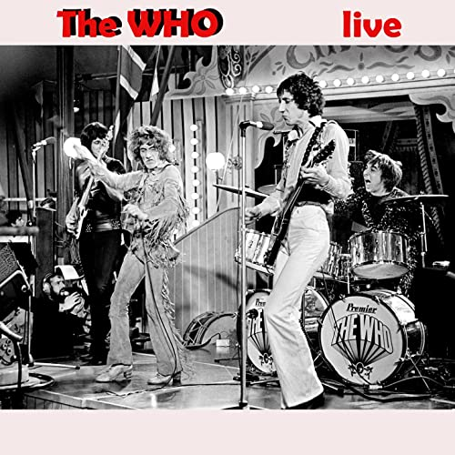 We're not gonna take it  see me feel me - THE WHO