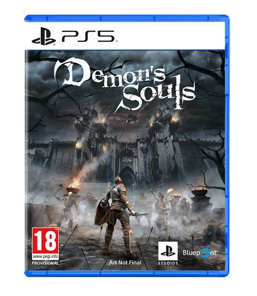Ou même au format jeu vidéo avec par exemple ce remake du jeu des studios From Software pour PS5