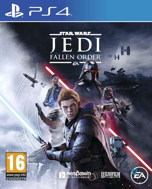 """Le jeu """"Star Wars : Jedi Fallen Order"""" : 59,99 euros (PS4), 59,99 euros (Xbox One), 54,00 euros (PC)"""