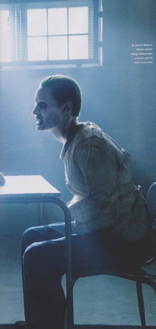 """Le Joker de """"Suicide Squad"""""""