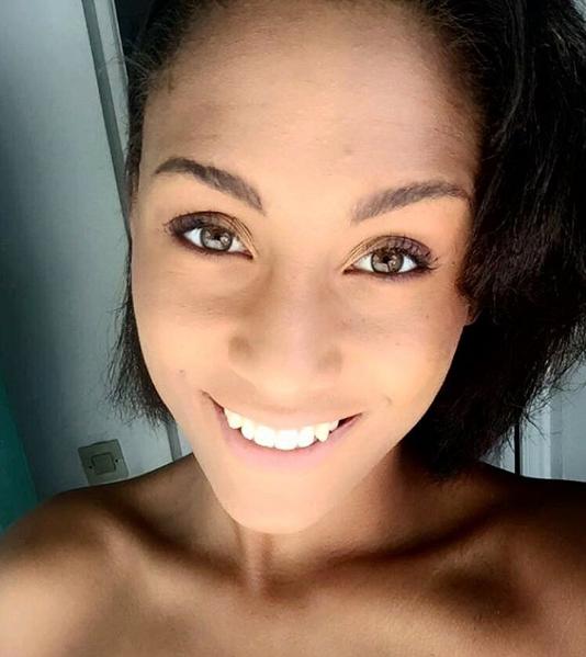Miss Guadeloupe, une beauté naturelle