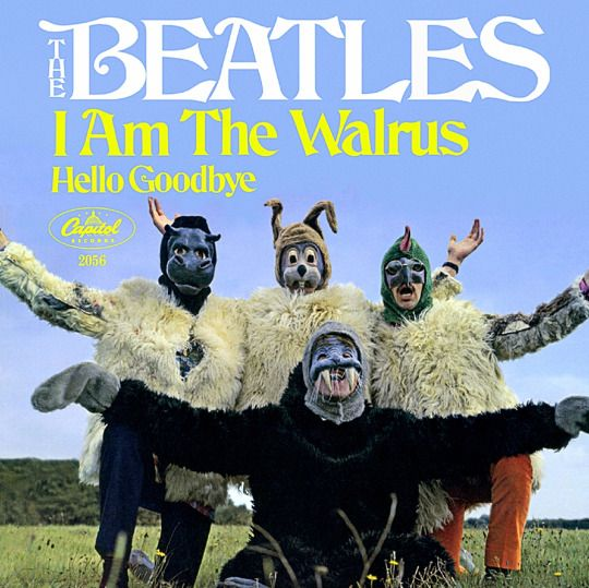 I'm the walrus - The BEATLES