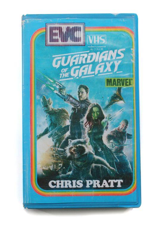 """Les """"Gardiens de la Galaxie"""", de Marvel"""