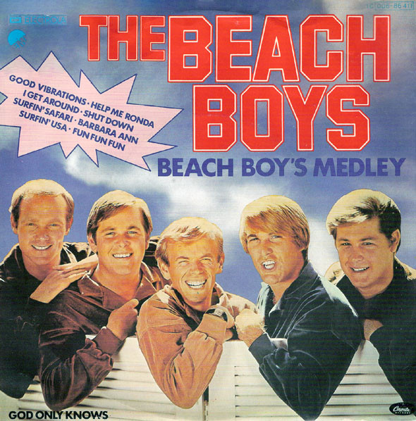 Beach boys medley - BEACH BOYS