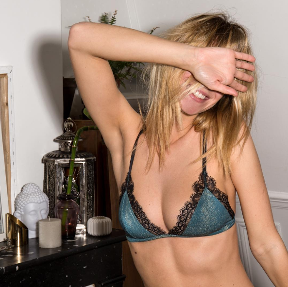 Soutien-gorge Girls in Paris (24 euros)
