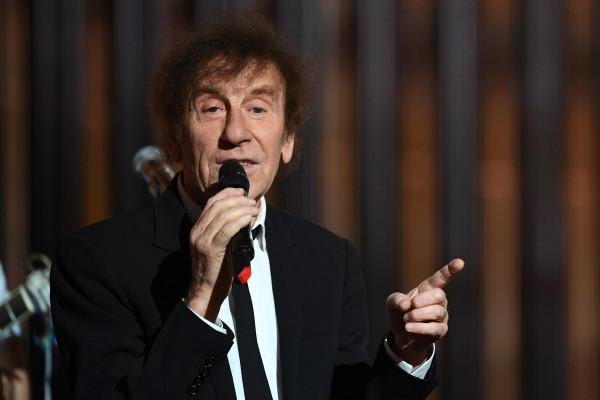 Alain Souchon, le 14 février 2020, à la Seine Musicale