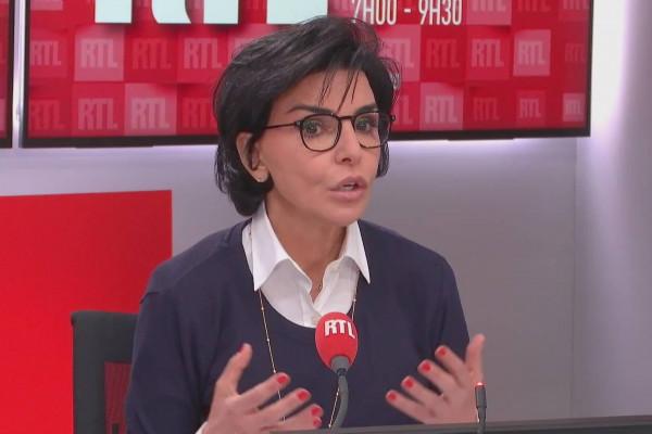 Rachida Dati  est l'invitée d'Alba Ventura