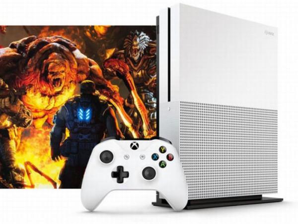 la Xbox One S serait disponible en août 2016