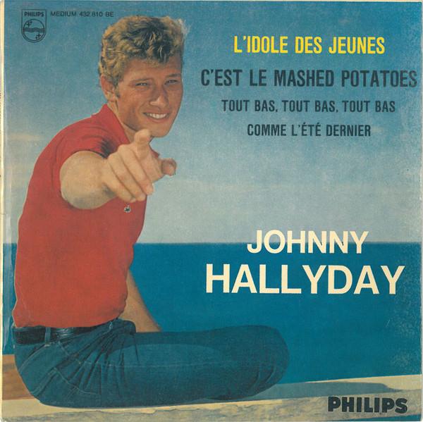 L'idole des jeunes - Johnny HALLYDAY
