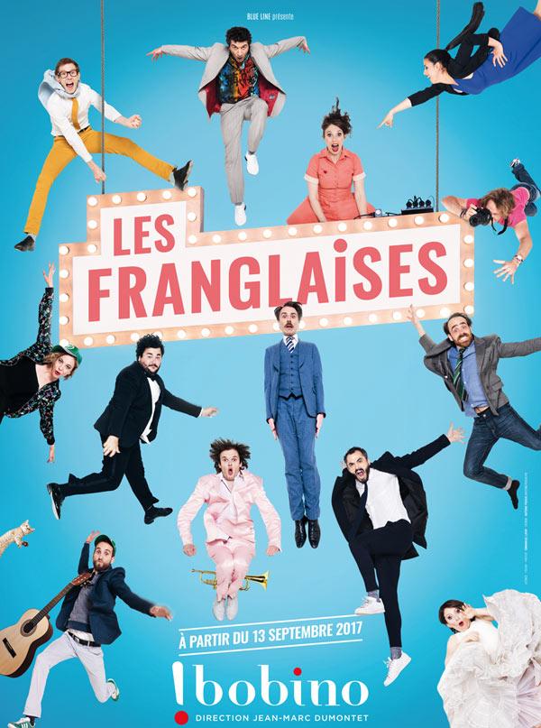 """""""Les Franglaises"""" vous offriront vos tubes anglophones préférés... dans une traduction littérale à tomber (25 € à Bobino)"""