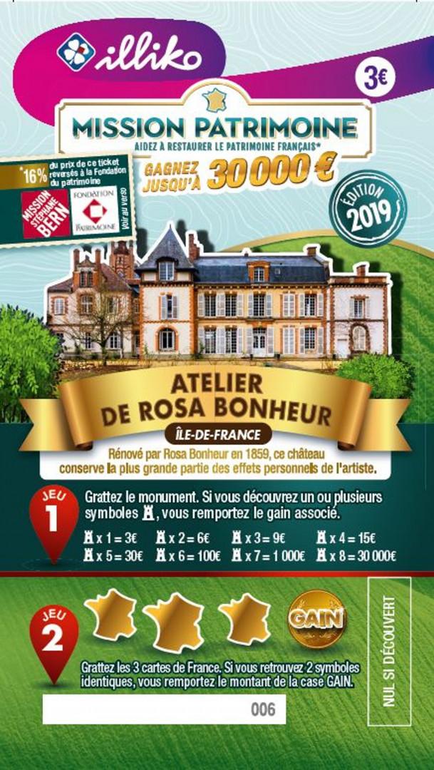 Ticket Atelier de Rosa Bonheur en Île-de-France. Rénové par Rosa Bonheur en 1859, ce château conserve la plus grande partie des effets personnels de l'artiste.
