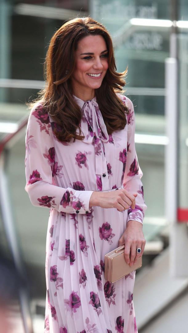 La duchesse de Cambridge ravissante en toute occasion