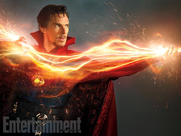 Dans l'univers Marvel, Doctor Strange est l'un des personnages les plus mystiques