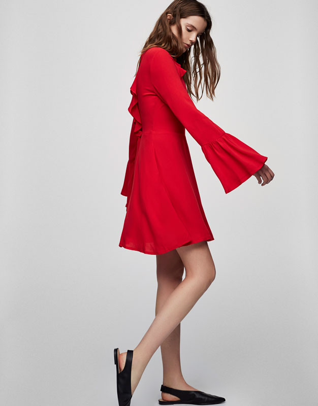 Robe Pull and Bear - 29,99 euros