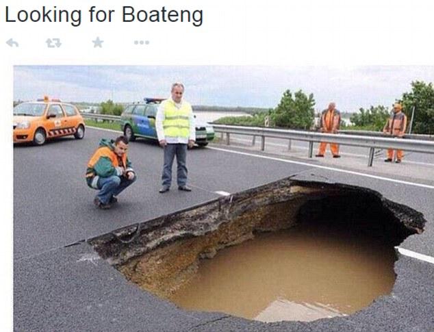 Mais où est Jerome Boateng ?