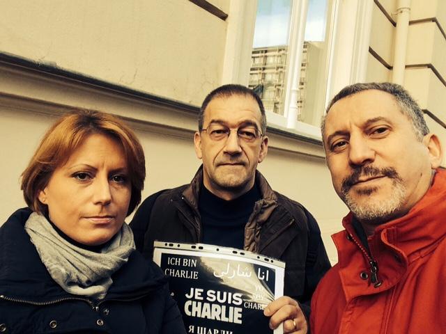 Rassemblement à Bucarest en Roumanie