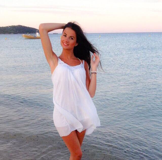 Jessica est l'une des plus jeunes candidates de Miss France 2016.