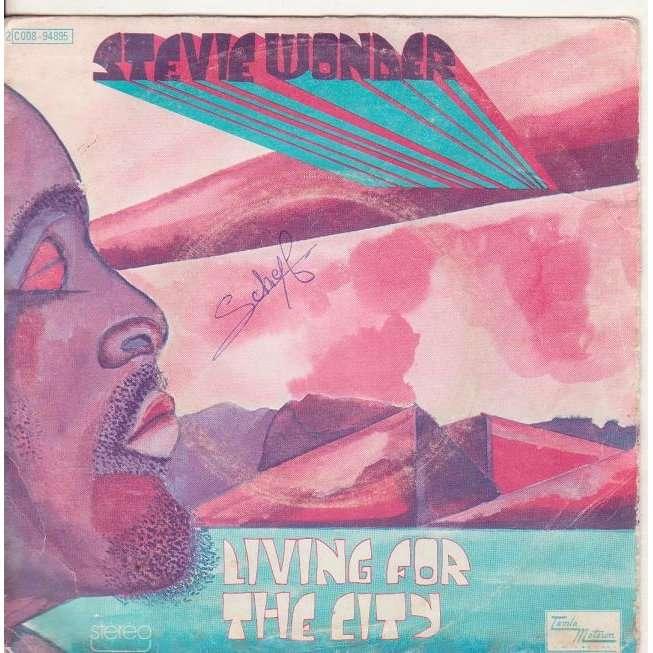 Living for the city - STEVIE WONDER