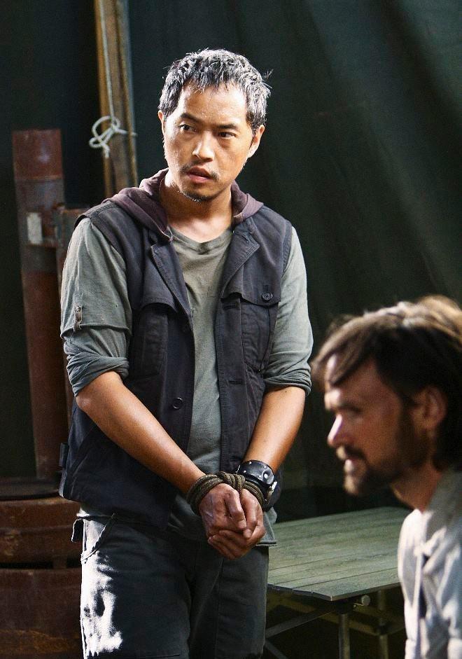 """Ken Leung, vu dans """"Lost"""", a un petit rôle dans le dernier """"Star Wars"""""""