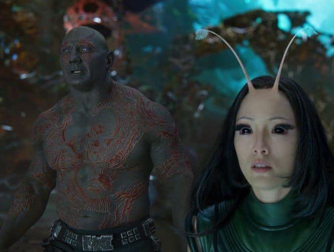 La nouvelle alliée des Gardiens de la Galaxie, Mantis