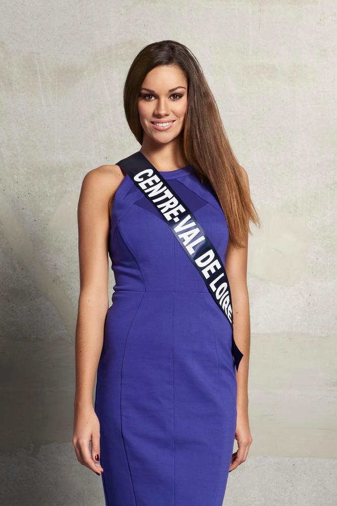 Miss Centre Val-de-Loire, sixième dauphine à Miss France 2016