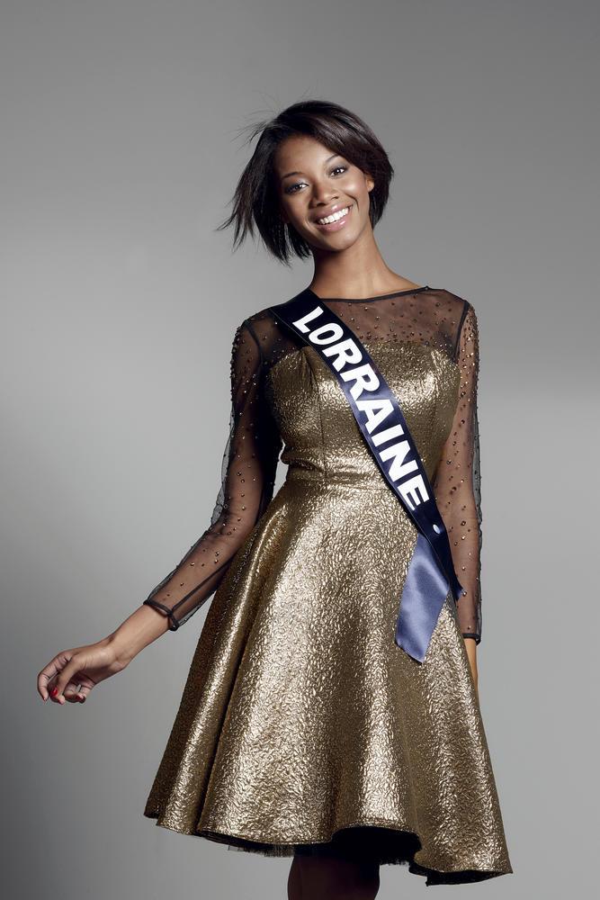 Justine Kamara, Miss Lorraine