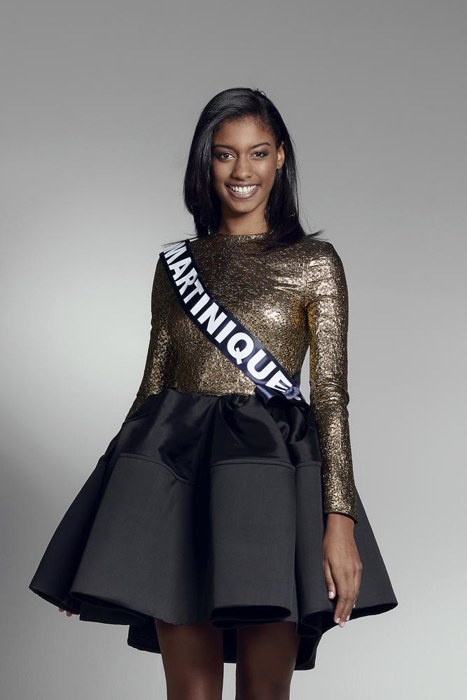 Aurélie Joachim, Miss Martinique