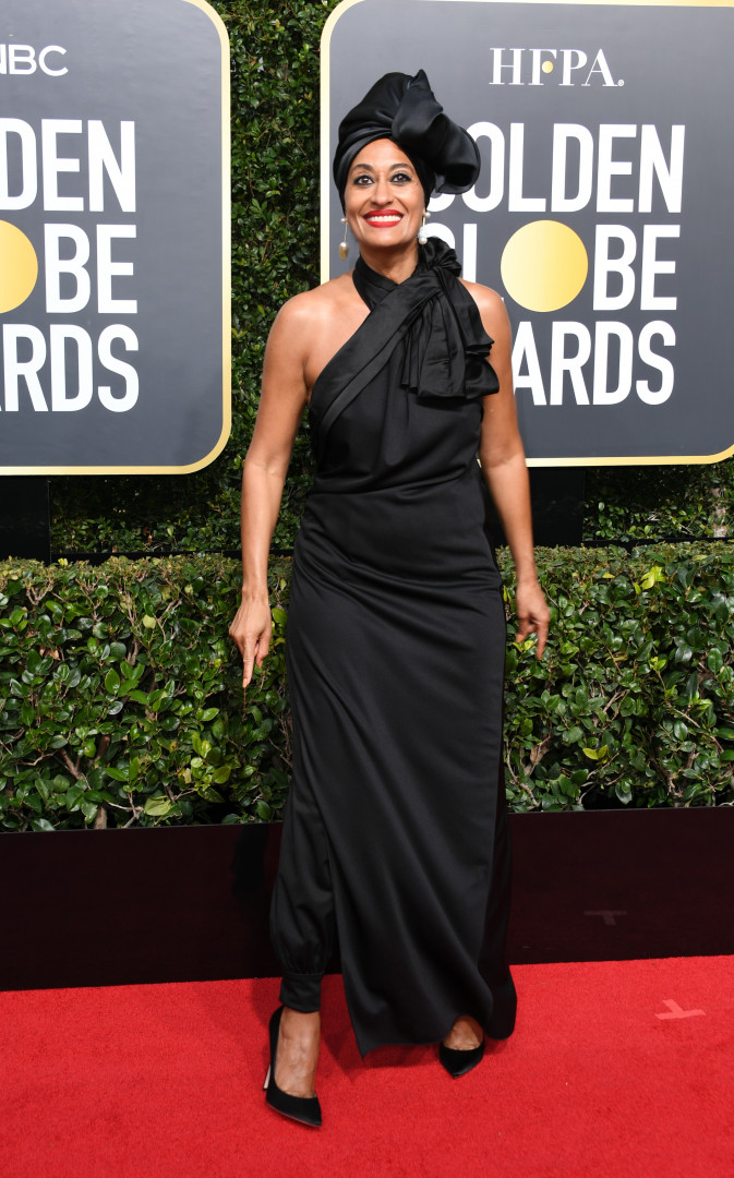 L'actrice Tracee Ellis Ross