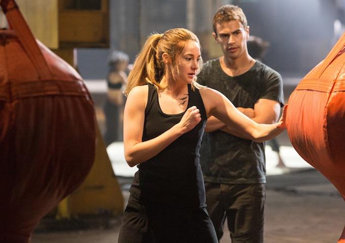 Tris Prior est une Divergente