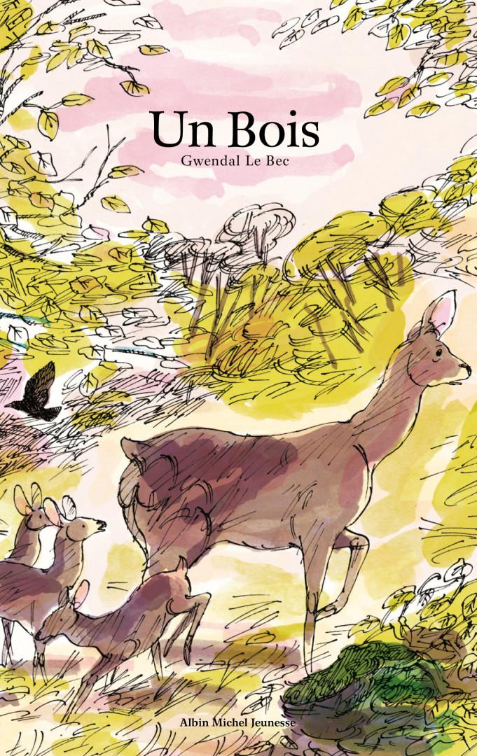 """""""Un bois"""" de Gwendal Le Bec"""