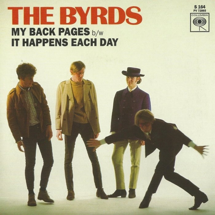 My back pages - THE BYRDS