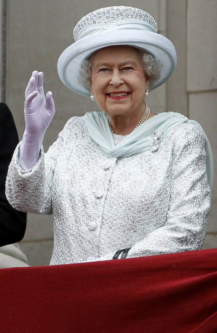 16. La Reine a fêté ses 60 ans de règne en 2013