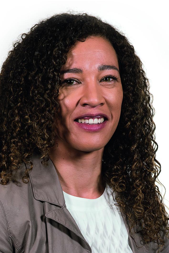 Aude Amadou, députée dans la 4e circonscription de Loire-Atlantique (REM) :