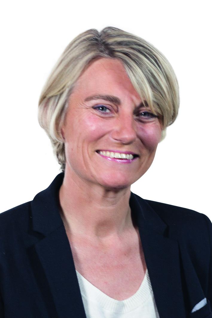 Stéphanie Rist, députée dans la 1e circonscription du Loiret (REM)