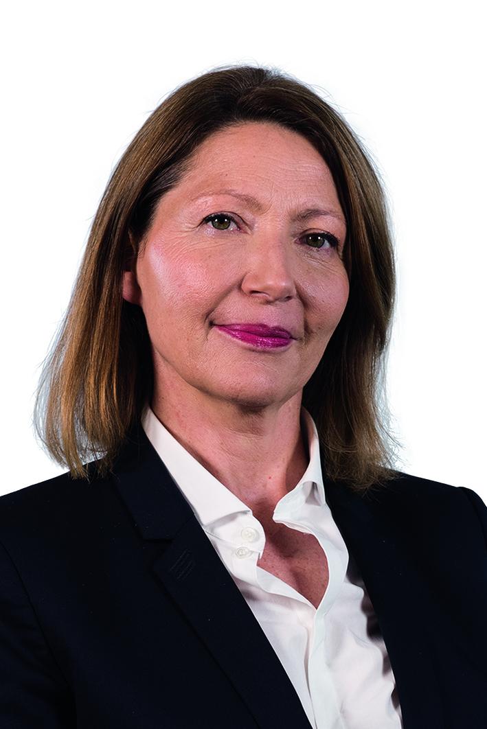 Natalia Pouzyreff, députée dans la 6e circonscription des Yvelines (REM)
