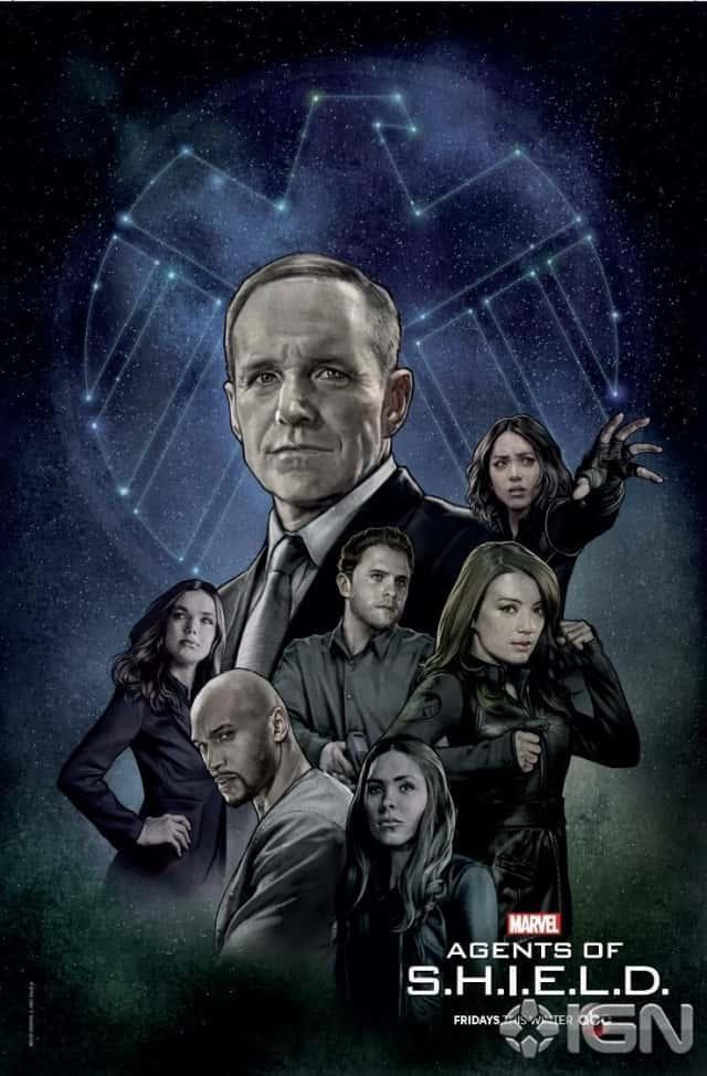 """""""Les Agents du S.H.I.E.L.D"""" reviendra cet automne"""
