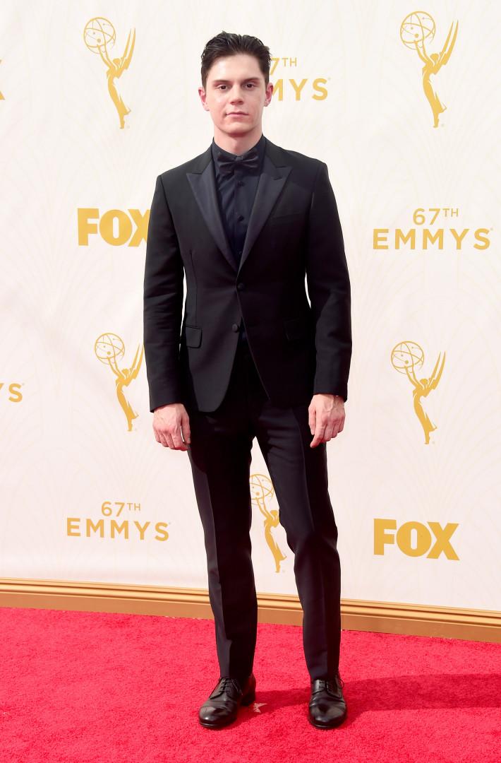 """Evan Peters, l'un des acteurs de """"American Horror Story"""""""