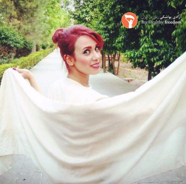 Des nombreuses iraniennes ont rejoint le mouvement en partageant leur photo sur les réseaux sociaux