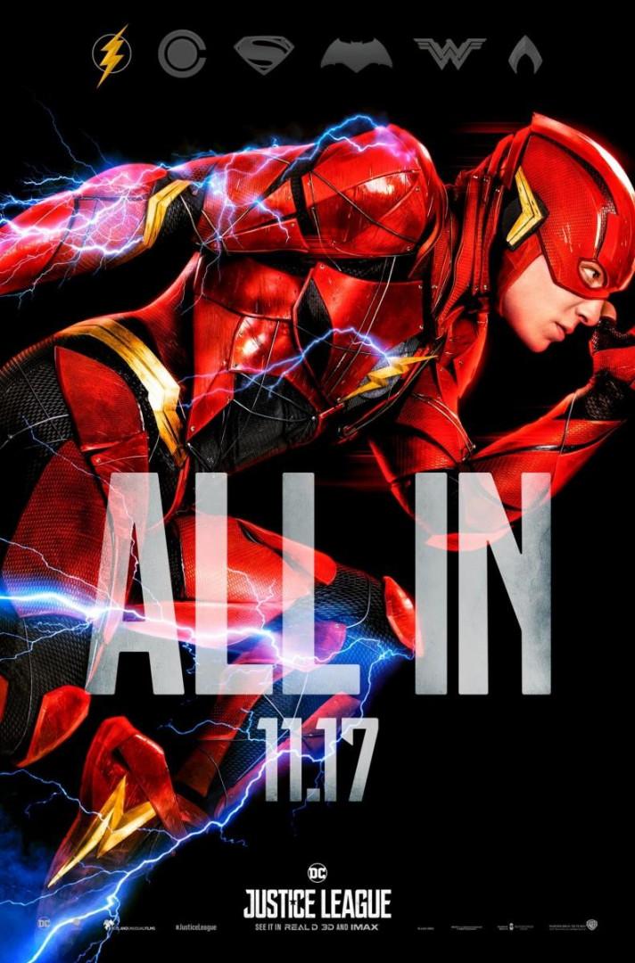 The Flash est l'un des super-héros le plus rapide de l'écurie DC Comics
