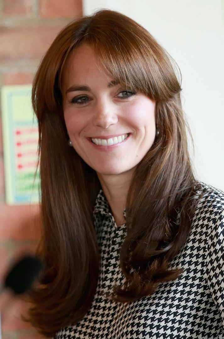 Kate Middleton a vibré dans le stade de Twickenham