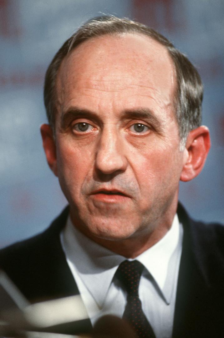 Anicet Le Pors, ministre lors de la présidence de François Mitterrand
