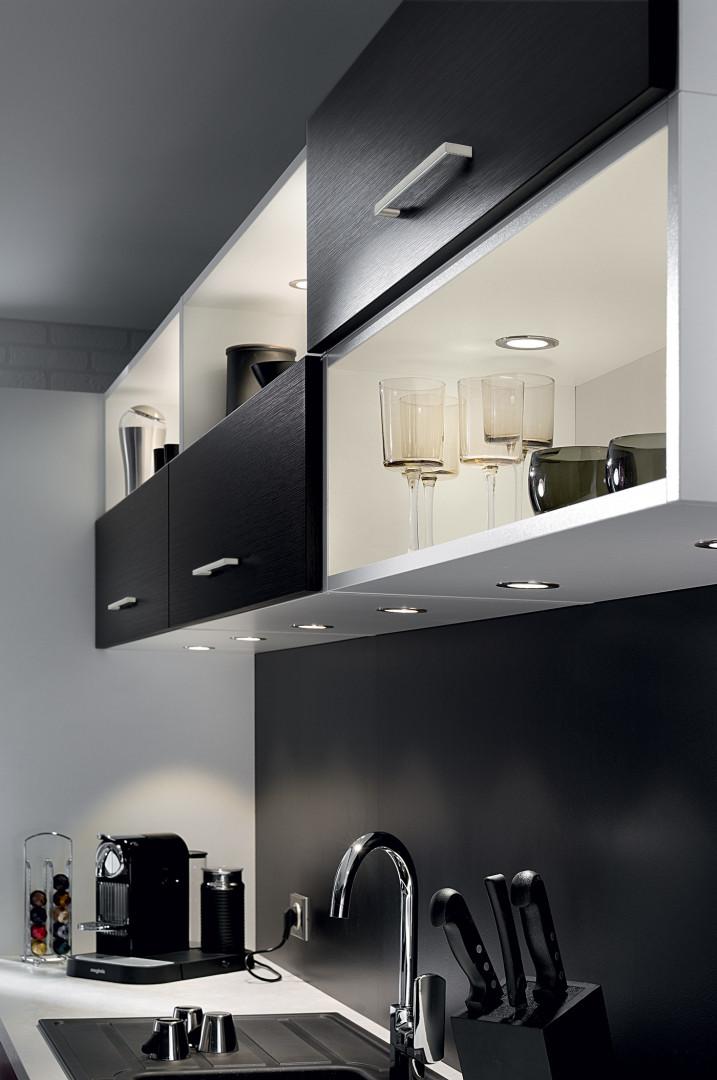 Les cuisines horizontales sont tendance